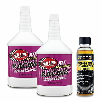 2 x Red Line Racing Type F ATF Oil - 946ml