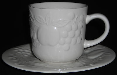 Gibson Flourish Cup and Saucer