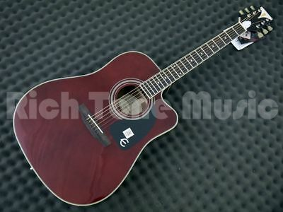 Epiphone PRO-1 ULTRA Acoustic - Wine Red