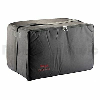 Stagg CAJB10-50/ECO Padded Nylon Cajon Bag