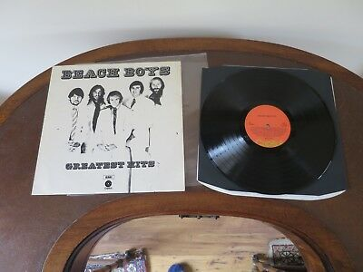 The Beach Boys - Greatest Hits LP - Ex+ 1st UK Press Vinyl - Worldwide Shipping