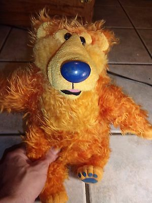 Big Bear In The Big Blue House - Electronic Plush (Talks)