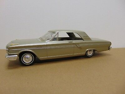 Nice 1964 Ford Fairlane 500 Sports Coupe Dealer Promo Model Car