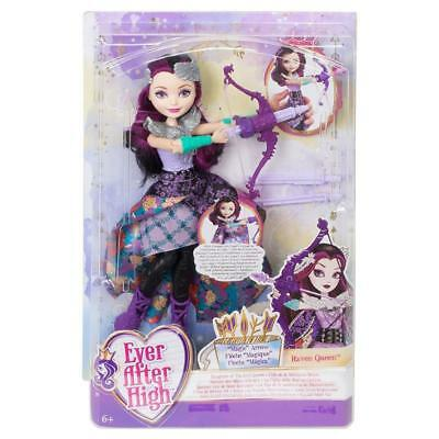 Ever After High Raven Queen Magic Arrow Princess Fashion Doll Toy
