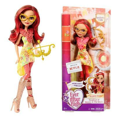 Ever After High Rosabella Beauty Archery Princess Fashion Doll Toy