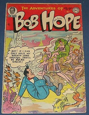 Adventures Of Bob Hope #20  April 1953
