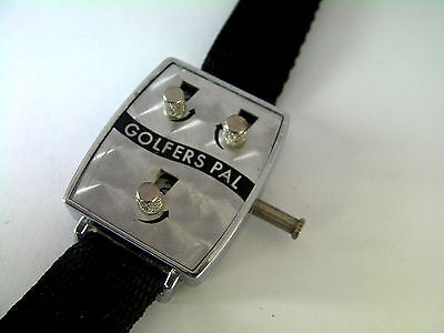 Golfers Pal Wrist Counter - Score Keeper