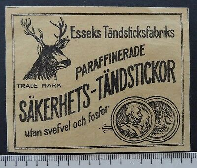 Matchbox Label/labels, 27. Hungary / Hungarian. Packet.