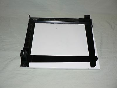 Used vintage easel DIRAMIC BA 4122 Adjustable 8X10 darkroom enlarger developing