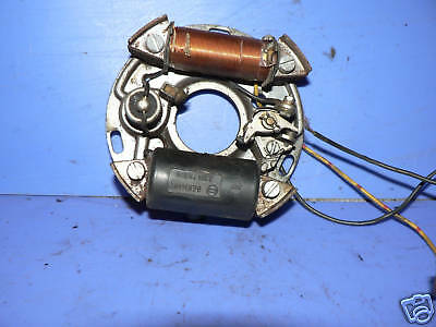 Rotax Ski Doo Ignition Stator Plate All 1 Cylinder Coil