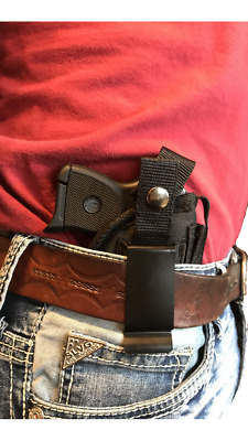 IWB CONCEALED GUN holster With Magazine Pouch For Ruger LCP 2