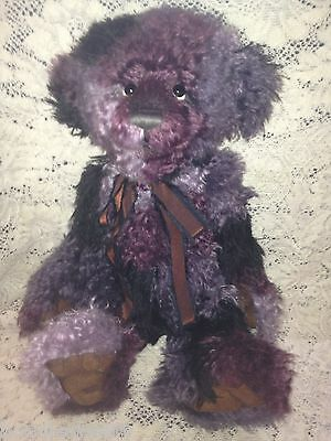Charlie Bears WURZLE 2013 Isabelle Mohair Collection FREE US SHIP