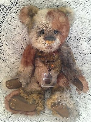 Charlie Bears RAGTAG 2012 Isabelle Mohair Collection FREE US SHIP