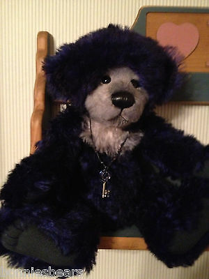 Charlie Bears CROCKETT 2013 Isabelle Mohair Collection FREE US SHIP