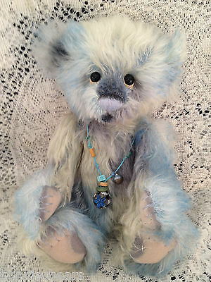 Charlie Bears SERENADE  2012 Isabelle Mohair Collection FREE US SHIP