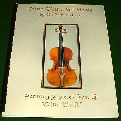 Celtic Music for Fiddle, 35 pieces from Celtic World, Dingle Regatta, Weavers