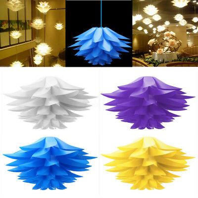 Lotus Chandelier Pendant Ceiling Lamp Shades Hanging Lights Home Lampshades AU