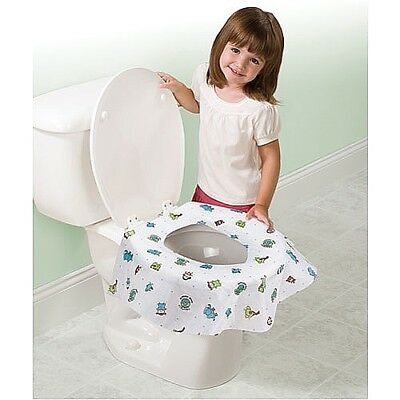 Keep Me Clean Disposable Potty Protectors - 10 pack