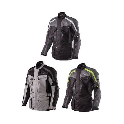 Uber Motorcycle Highway 3/4 Textile Waterproof Breathable CE Armoured Jacket