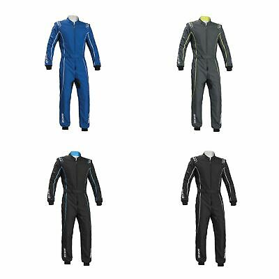 Sparco Groove KS-3 Childs / Kids FIA Approved Go Kart / Karting Suit - 002334