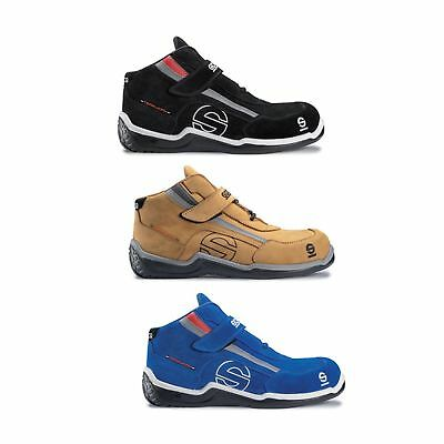 Sparco Motorsport / Rally / Racing H High Top Leisure Shoes / Boots