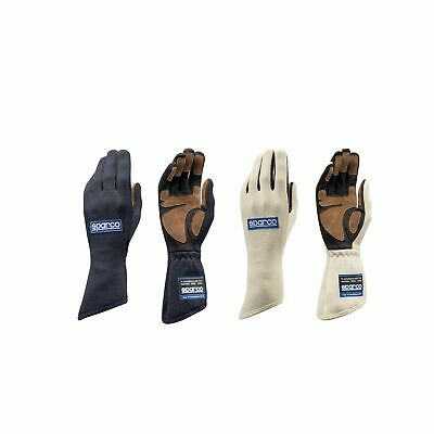 Sparco Land Classic FIA Race / Racing / Rally Historic / Vintage Gloves (001304)