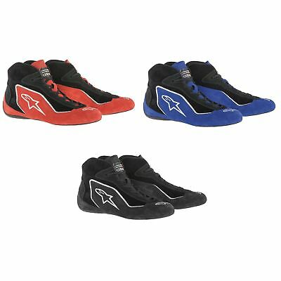 Alpinestars Racing / Rally / Race SP Boots - FIA Approved (271-0515)