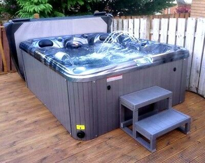 Brand New CHASER 5 Person Hydro Spa Hot Tub With American Balboa Control System