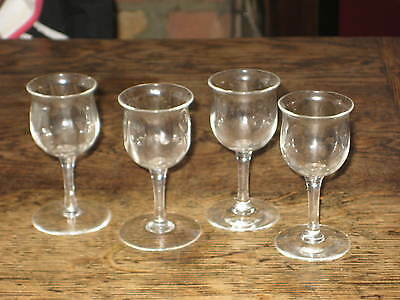 Four Super Probably Webbs Shot Size Glasses Great Optical Effects Fab