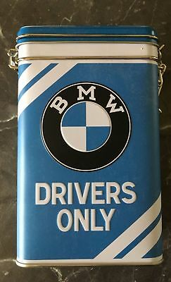 Aromadose BMW Drivers only ! Cool - must to have - Nostalgic Art - neu + ovp