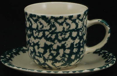 Tienshan Moose Country Cup and Saucer