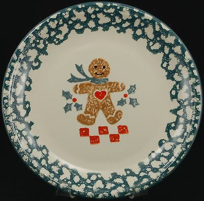 Tienshan Gingerbread Dinner Plate