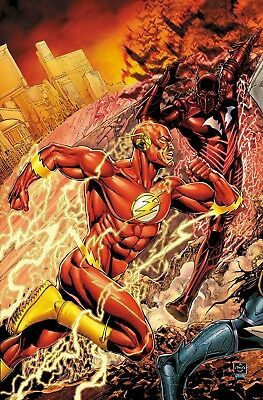 Flash #33 (Metal) Bats Out Of Hell Pt 1 (25/10/2017)