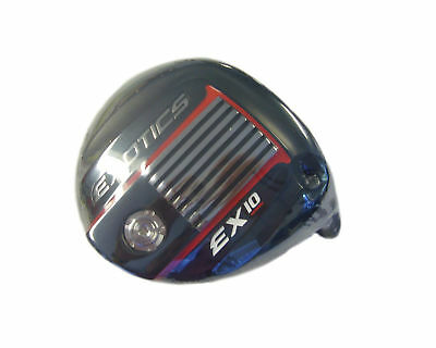 NEW Tour Edge Exotics EX 10 10* Driver Head Only w/ Adapter