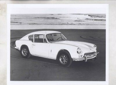 1969 ? Triumph GT6 ORIGINAL Factory Photograph wy6625
