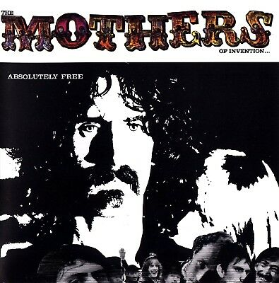 Frank Zappa & The Mothers Of Invention ABSOLUTELY FREE 180g NEW VINYL 2 LP