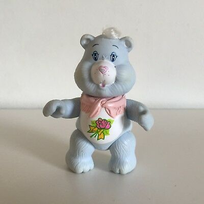 Care Bears Vintage 1980s Grams Bear Rare  Figure Toy