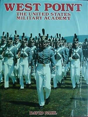 United States Military Academy - West Point, Big 1987 Pictorial Book