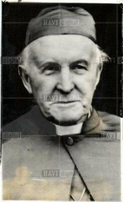 1936 press photo Archbishop of Canterbury Cosmo Lang
