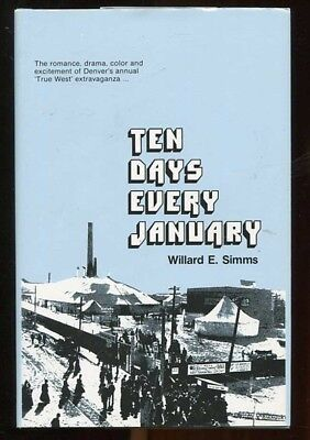 Ten Days Every January, Western Stock Show, Hist. 1980