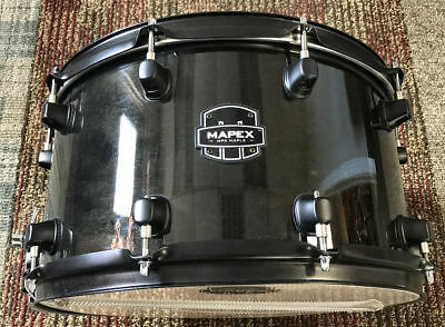 """14"""" Mapex Mpx Maple Black Snare Drum - Great Shape"""