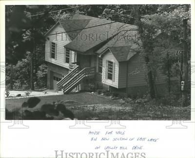1980 Press Photo Alabama-House for Sale on Valley Hill Drive in East Lake.