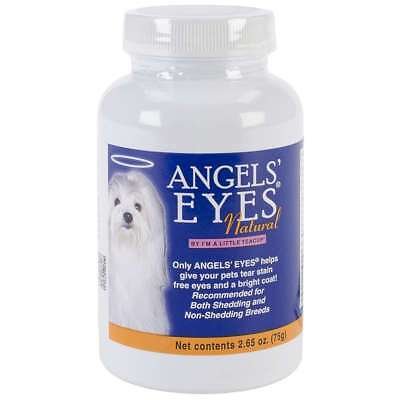 Angels' Eyes Natural Supplement For Dogs 75g Chicken 094922017819