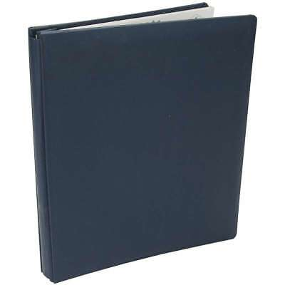 "Pioneer Family Treasures Fabric Post Bound Album 8.5""X11"" Navy Bl 023602643383"