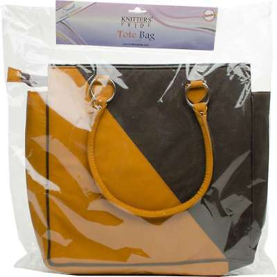 Faux Leather Danube Storage Tote Bag  499995188525