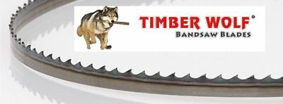 "Timber Wolf Bandsaw Blade 1406PC 1/4"" X 131.5"" 6 TPI"