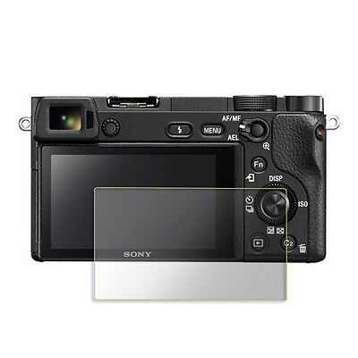 AU Clear LCD Screen Film Protector Guard Cover for Sony Alpha A6000 A6300 Camera