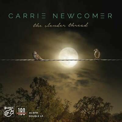 STOCKFISCH | Carrie Newcomer - The Slender Thread 2LPs (45rpm)