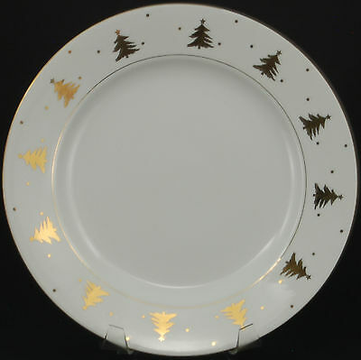 Tienshan Golden Pines Dinner Plate