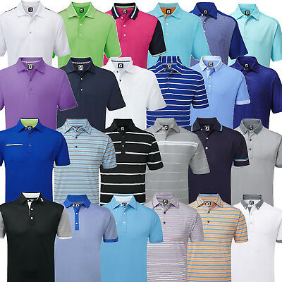 Footjoy 2017 Clearance Golf Polo Shirts Loads of Styles, Colours and Sizes